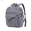 New Arrival large Diaper Bag Backpack with Reflective Stripe
