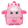 New Design PVC PU Leather and Polyester child wholesale kids school bag