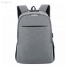 Fashion men anti-theft Bagpack School Business USB Charging Laptop anti theft backpack