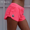 New Ladies Sports Pants Slim Hips Fitness Yoga Running Anti-bare Sports Shorts Women