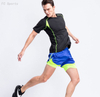 Fitness suit men's sports running quick-drying training clothes two-piece fitness clothes