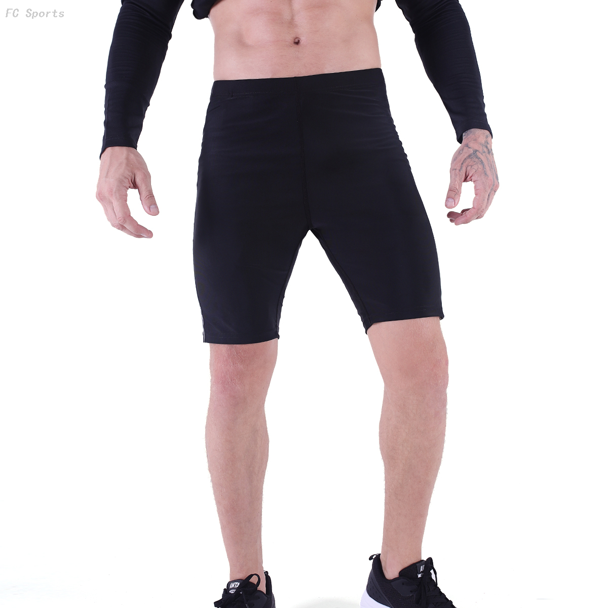 Men's Gym Training Running Shorts Knitted Workout