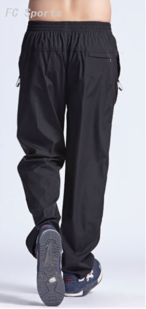 Men's Sports Haroun Pants Straight Sweatpants Cotton Slim Drawstring Pants Casual Pants